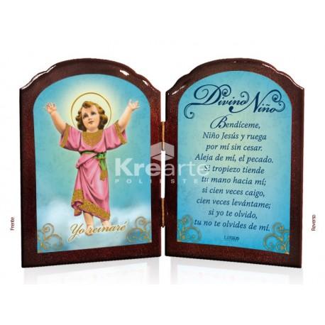 BD03 divino niño ORO