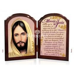 BD89 Mensaje de Jesús ORO