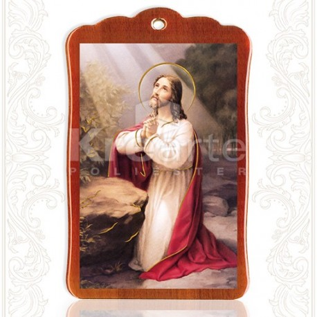 PO16H Jesús orando