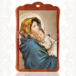 PO19H Virgen con Niño