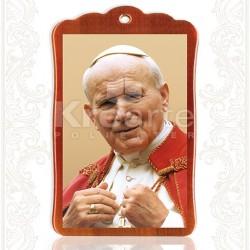 PO39H Papa Juan Pablo [capa roja]