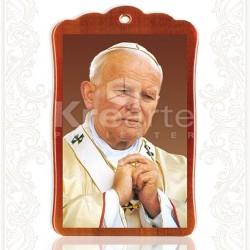 PO40H Papa Juan Pablo II [túnica dorada]