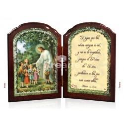 BD27 Jesús y los niños
