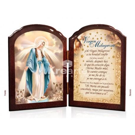 BD30 Virgen milagrosa