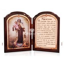 BD29 Virgen del Carmen