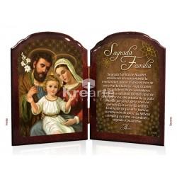 BD22 Sagrada familia