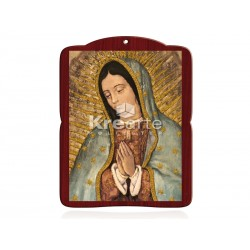15DEL09 Virgen Guadalupe (busto)