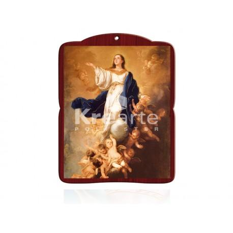 20DEL04 Sagrada Familia ORO