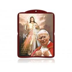 20DEL41 Sr Misericordia/Papa c/Oro