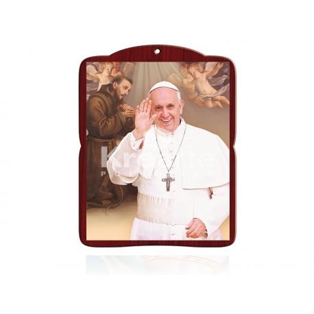 20DEL53 Papa Francisco [San Francisco] ORO