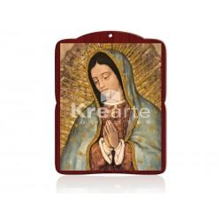 20DEL09 Virgen Guadalupe (Busto) c/Oro