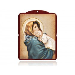 20DEL43 Virgen con niño