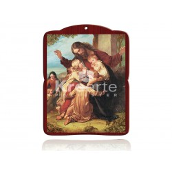 20DEL46 Jesús con los niños