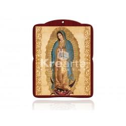 20DEL10 Virgen Guadalupe (completa) c/Oro