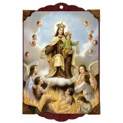Virgen del Carmen Animas