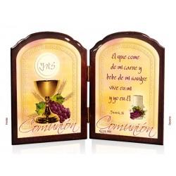 Comunión uvas