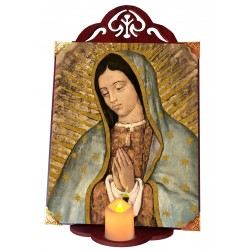 Virgen de Guadalupe busto