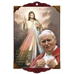 San Juan Pablo II misericordia