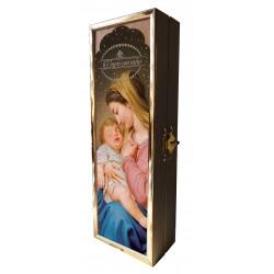 Virgen con niño Corvi