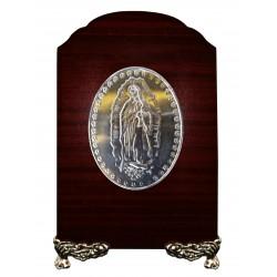 Virgen de Guadalupe óvalo