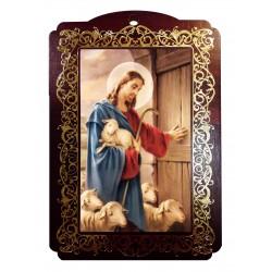Pastor puerta