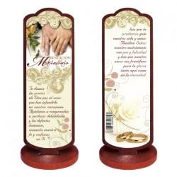 Bendición del matrimonio