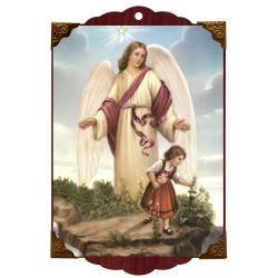 Angel Guarda Niña