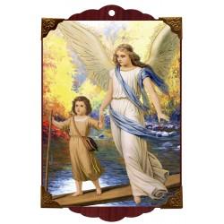 Angel con Jesús