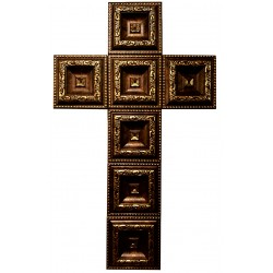 Cruz barroca