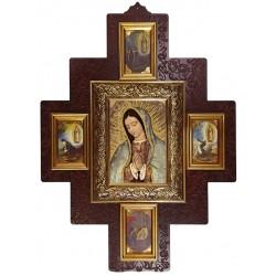 Cruz apariciones busto
