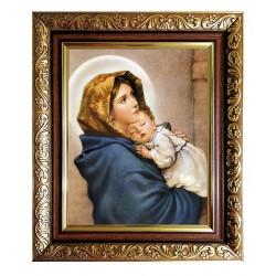 20M31 Virgen con niño