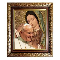 20M48 San Juan Pablo y Virgen de Guadalupe