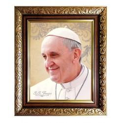 20M55 Papa Francisco perfil