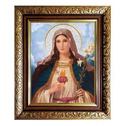 20M80 Sagrado Corazón María flores