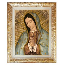 30M07 44-44 Virgen de Guadalupe (busto)